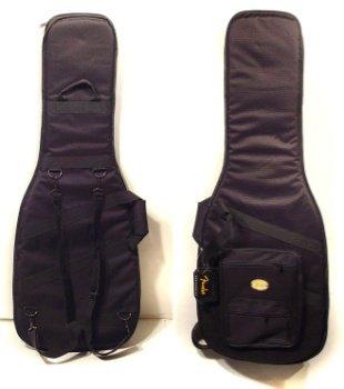 Fender Deluxe Gold Logo Electric Guitar Gig Bag (Fender Electric Guitar Deluxe compare prices)