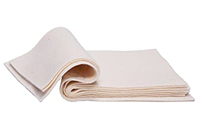 HankyBook - The Evolution of the Handkerchief (Set of 3) - Eco Friendly Organic Cotton Replacement for Disposable Tissues, Napkins or Wipes