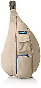 KAVU Rope Sling Backpack, Driftwood, One Size
