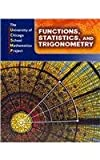 img - for Functions, Statistics, and Trigonometry (The University of Chicago School Mathematics Project) book / textbook / text book
