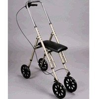 Rolling Knee Walker Leg Ankle Foot Crutch Caddy Scooter