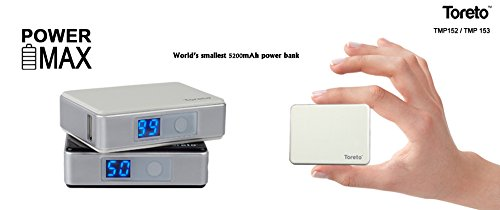 Toreto-TMP153-5200mAh-Power-Bank