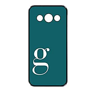 Vibhar printed case back cover for Samsung Galaxy A8 Google