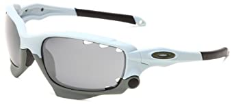 Oakley Mens Limited Edition Racing Jacket Oval Sunglasses by Oakley