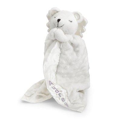 Personalized Praying Bear Snuggler front-376850