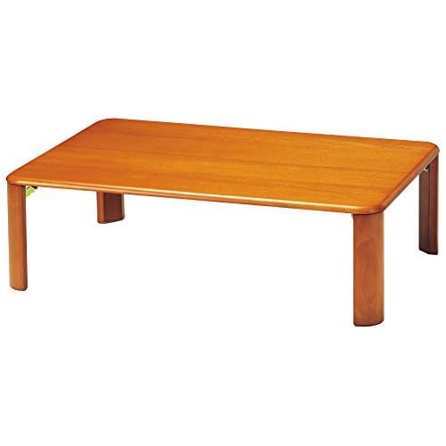座卓(折脚) SZ-T1050 完成品 ブラウン