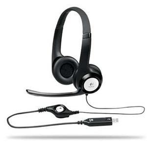 Logitech 981-000014 Usb Headset H390 (981-000014)