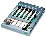 Screwdriver Set Micro 6PC Price for 1 Each