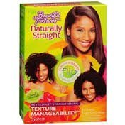 Beautiful Textures Naturally Straight Texture Manageability System Kit - 3 Kit Pack