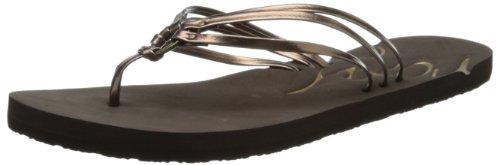 Roxy Women'S Lei Flip Flop,Bronze,8 M Us front-1060231