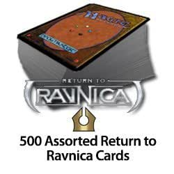 500 Return to Ravnica Magic the Gathering Assorted Cards RTR MTG