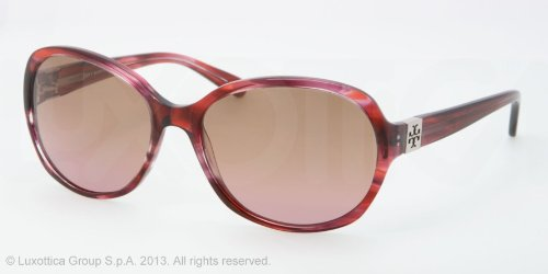 Tory Burch Tory Burch Sunglasses Pink Tort Brown Rose Fade