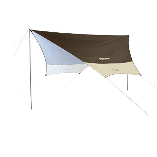 キャンパーズコレクション テント UVヘキサゴンタープ RXG-2UV(BE)