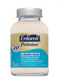 Mead Johnson Nutritionals 26106 Formula Enfamil Prosobee Lipil 6Oz Nrst 24/Ca front-131389