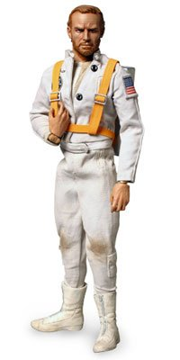 Picture of Sideshow Astronaut Taylor Forbidden Zone Exclusive 12