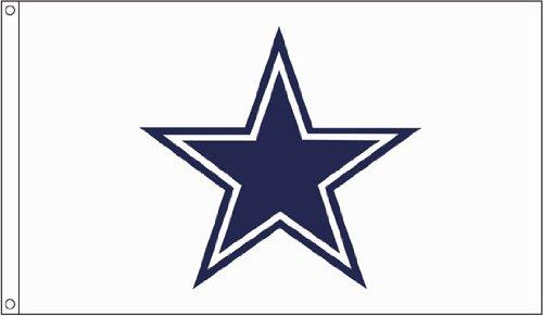 NEOPlex 3' x 5' Premium NFL Flag - Dallas Cowboys