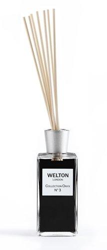 WELTON LONDON ウェルトンロンドン ONYX COLLECTION ルームディフューザー200ml No.3