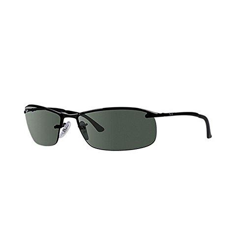 ray-ban-rb3183-matte-black-frame-green-lenses-63mm-non-polarized