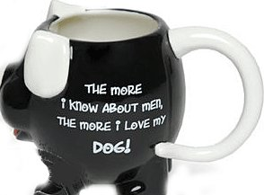 Mud Pie Pet Lover's Gift Mug