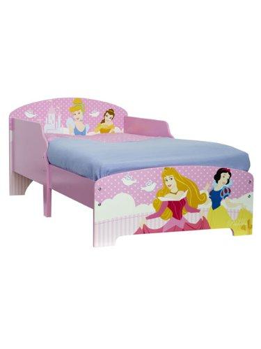 Disney Princess Kleinkind Bett + Deluxe Foam Matratze jetzt kaufen