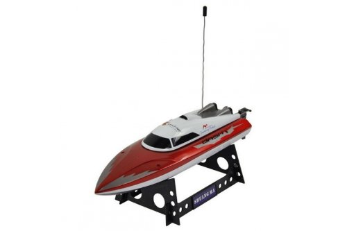 RC BOAT RADIO CONTROLLED BOAT Double Horse DH 7009 1:14 Scale High Speed RC Remote Control Racing Boat