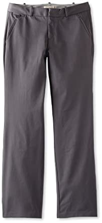Dockers Women's Metro Single Welt Pocket Pant, Hurricane, 10 Medium