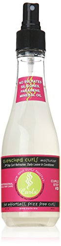 Curls Quenched Curls Daily Leave In Moisturizer, 8-Ounce Bottle