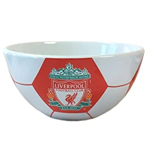 Liverpool Fc Breakfast Bowl by Coombe Shopping
