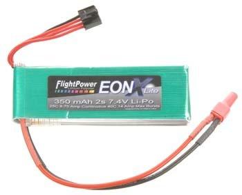 EONXLITE-03502S EONX Lite LiPo 2S 7.4V 350mAh 25C