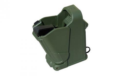 Maglula ltd. Mag Loader/Unloader, UpLula, 45 ACP, DARK GREEN, 9mm-45Acp UP60DG