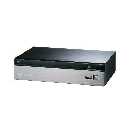 PLANEX 動画や写真、YouTubeをハイビジョンテレビで楽しめる3.5インチHDD対応ネットワークメディアプレーヤー MZK-MP01HD