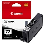 Canon PGI-72MBK Matte Black Original Printer Ink Cartridge for Canon Pixma Pro-10