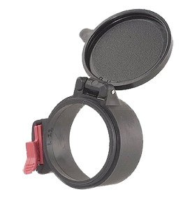 Bushnell Outdoor Products Flip Open Scope Cover 04 Obj Serves Fits Right Left Handed Shooters
