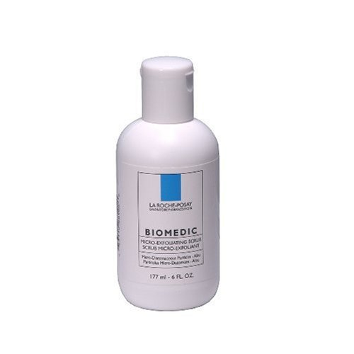 La Roche-Posay Biomedic Micro-Exfoliating Scrub (177ml) 6 Fluid Ounces