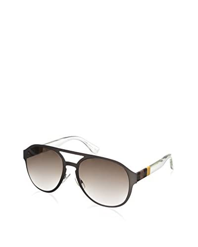 Fendi Women's 0082/S Sunglasses, Brown Yellow Crystal As You See