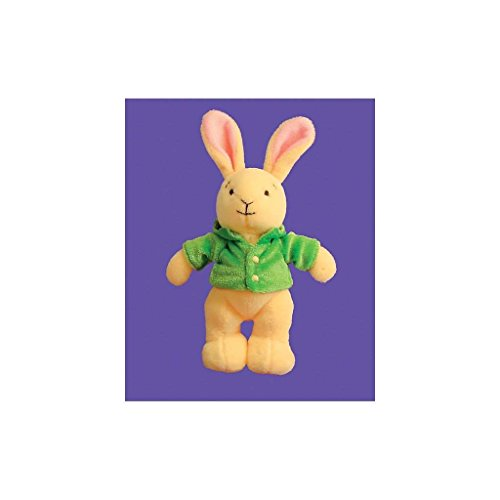 "Alfred Music for Little Mozarts Plush Toy -- J. S. Bunny 5"" tall (Level 2-4)"