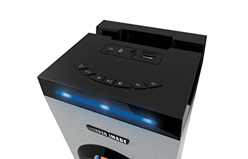 Tower Speaker Bluetooth Stereo Wireless Radio Remote
