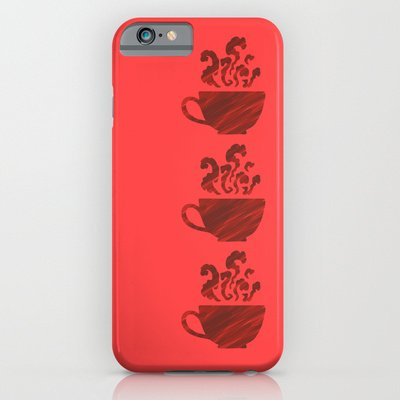 Society6 - Red Tea, Rooibos Iphone 6 Case By Dana Martin