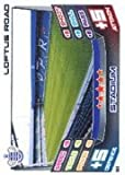 Match Attax 12/13 Queens Park Rangers Loftus Road Stadium 2012/2013 Card