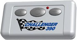 Allstar Challenger 390 Garage Door Opener Transmitter