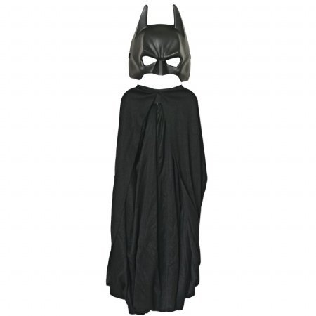 Rubies Costumes The Dark Knight Rises Batman Child Costume Kit One-Size