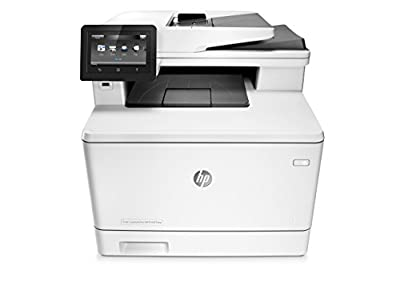 HP Laserjet Pro M477fdw Wireless All-in-One Color Printer (CF379A#BGJ)