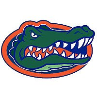 Ncaa Florida Gators - 3 Uf Large Wall Accent Murals / Stickers