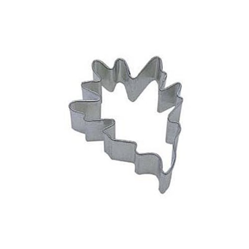 Dress My Cupcake DMC41CC1288 Pine Oak Leaf Cookie Cutter, 3.5-Inch
