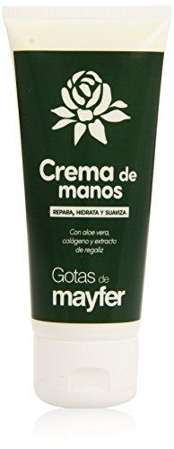 Mayfer Sapone di Mani, Gotas de Crema de Manos, 100 ml