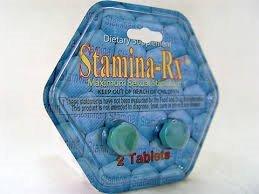 スタミナRX550mg 2錠×5袋 StaminaRX2tabs 海外直送品