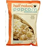 Good Health Half Naked Popcorn with a Hint of Olive Oil, Gluten Free, 4-Ounce Bags (Pack of 12)