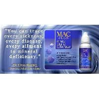 Mac Plus Mineral Alkaline Concentrate