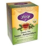 Yogi Tea, Green Tea Super Antioxidant, 16 Tea Bags, 1.12 (32 g)