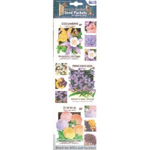 12 PACK FABRIC SEED PACK STIX PURPLE Drafting, Engineering, Art (General Catalog)